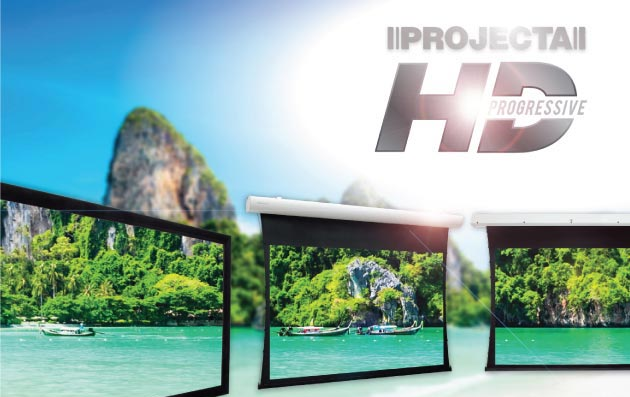 Projecta HD Progressiv