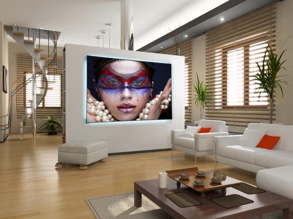 Bildwand LuminEsse von Stewart Filmscreen