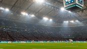 Videowürfel auf Schalke
