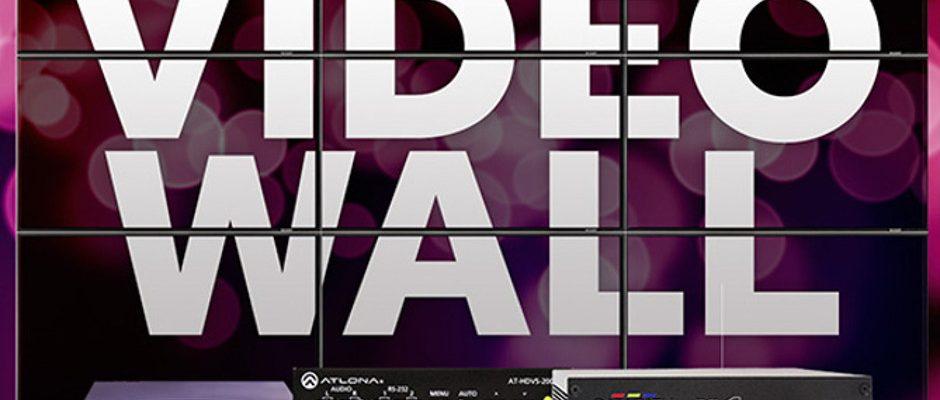 Videowall-Workshop bei Kern & Stelly