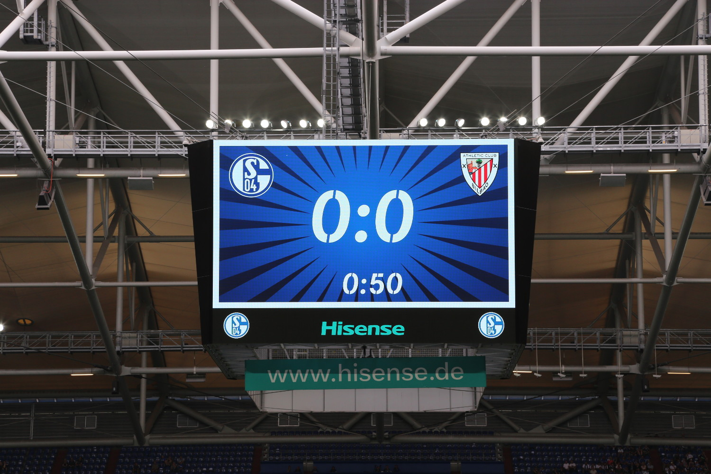 Schalke Spielstand