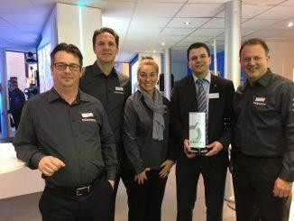 The Winning Team: Kindermann + Milestone