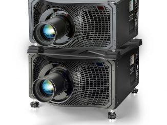 Christie 3D-RGB-Laserrojektionssystem Mirage SST-6P